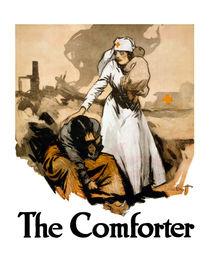 The Comforter -- Red Cross Nurse von warishellstore