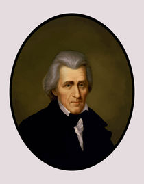 President Andrew Jackson von warishellstore