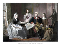 669-president-george-washington-and-his-family-painting