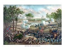 Battle of Cold Harbor -- Civil War by warishellstore