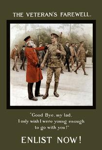 A Veteran's Farewell -- WWI von warishellstore