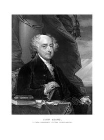 President John Adams by warishellstore
