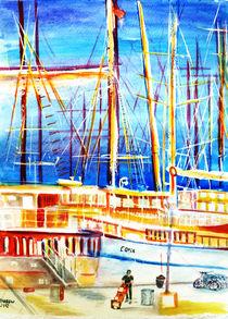 Im Hafen by Irina Usova
