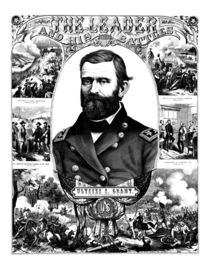 707-general-grant-the-leader-and-his-battles-artwork-poster