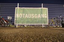 Notausgang by J.A. Fischer