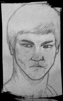 Bruce Lee von Guilherme Sabino