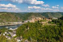 St. Goar - Festung Rheinfels 76 von Erhard Hess