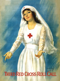 742-364-third-red-cross-roll-call-nursing-ww1-poster