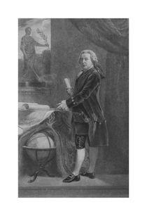 President John Adams von warishellstore
