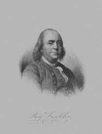 Benjamin Franklin von warishellstore