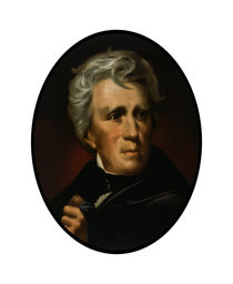 760-president-andrew-jackson-american-history-painting-poster