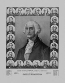 Presidents of The United States 1789-1889 von warishellstore