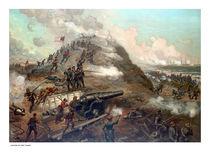 The Capture Of Fort Fisher von warishellstore
