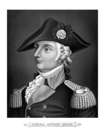 General Anthony Wayne von warishellstore