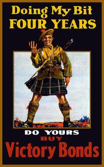 Buy Victory Bonds -- WW1 by warishellstore