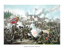 Battle of Fort Sanders -- Civil War by warishellstore