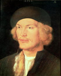 Young Man by Albrecht Dürer