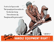 807-389-dont-be-a-dope-handle-equipment-right-ww2-poster