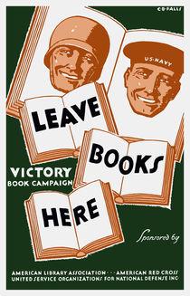 Victory Book Campaign von warishellstore