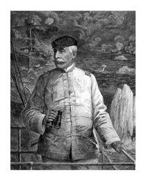 Admiral Dewey At Sea von warishellstore