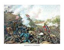 Battle Of Franklin -- Civil War by warishellstore