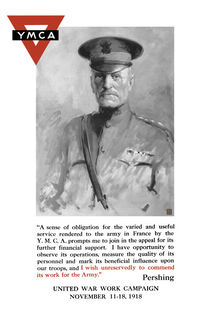 United War Works Campaign - General Pershing von warishellstore