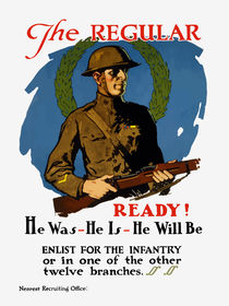 859-414-the-regular-ready-enlist-infantry-wwi-recruiting-poster