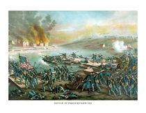 Battle of Fredericksburg -- Civil War von warishellstore