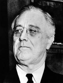 President Franklin Delano Roosevelt  by warishellstore