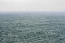 Rain shower on open sea von Serhii Zhukovskyi