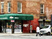 Manhattan - 10th Ave. Deli in Manhattan von Susan Savad