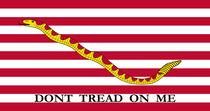 Don't Tread On Me -- First Navy Jack von warishellstore