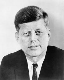 President John F. Kennedy von warishellstore