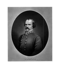 Confederate General Albert Sidney Johnston by warishellstore
