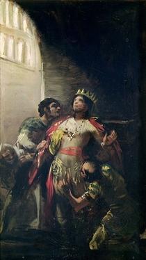 St. Hermengild  von Francisco Jose de Goya y Lucientes
