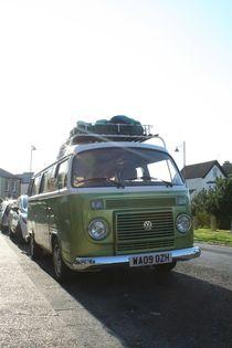 VW Bus von Philipp Tillmann