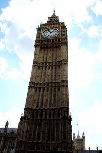 The Big Ben by Philipp Tillmann