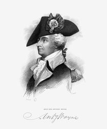 General Anthony Wayne by warishellstore