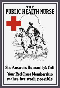 The Public Health Nurse -- Red Cross by warishellstore
