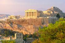 Akropolis, Athen von Jan Schuler