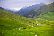 Graubünden, Schweiz von Jan Schuler