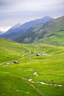 Graubünden, Schweiz by Jan Schuler