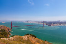 Bucht von San Francisco by Jan Schuler