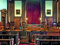 Courtroom von Susan Savad