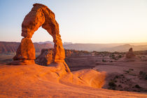 Delicate Arch, Utah by Jan Schuler