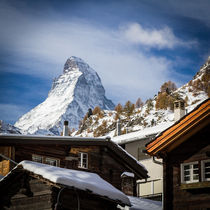 Matterhorn by Jan Schuler