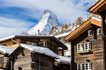 Zermatt by Jan Schuler