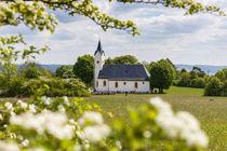 Kunigundenkapelle auf dem Staffelberg by Jan Schuler