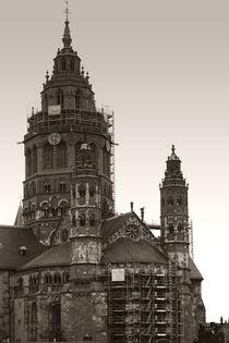 Dom Mainz  von Bastian  Kienitz