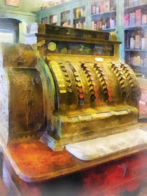 Cash Register in Pharmacy von Susan Savad